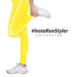 Custom Tights | #InstaRunStyler | Yellow - RunStyler - 3