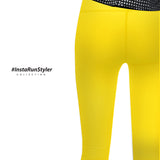 Custom Tights | #InstaRunStyler | Yellow - RunStyler - 5