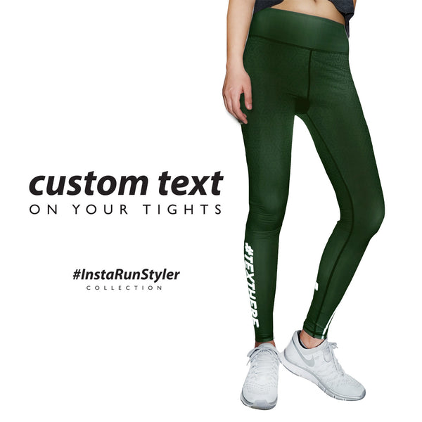 Custom Tights | #InstaRunStyler | Bottle - RunStyler - 2