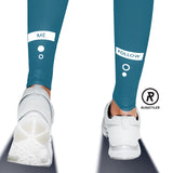 Custom Tights | #InstaRunStyler | Teal - RunStyler - 4