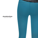 Custom Tights | #InstaRunStyler | Teal - RunStyler - 5