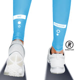 Custom Tights | #InstaRunStyler | Cyan - RunStyler - 4