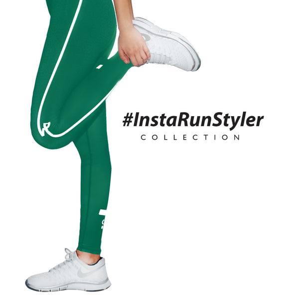 Custom Tights | #InstaRunStyler | Emerald - RunStyler - 3