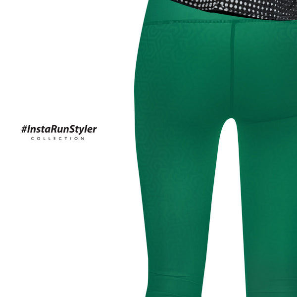 Custom Tights | #InstaRunStyler | Emerald - RunStyler - 5