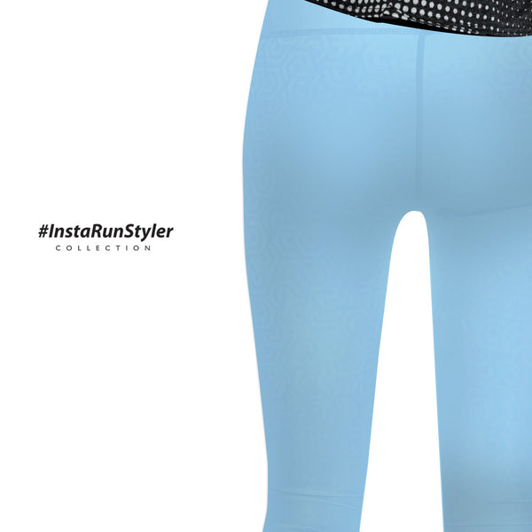 Custom Tights | #InstaRunStyler | Cornflower - RunStyler - 5