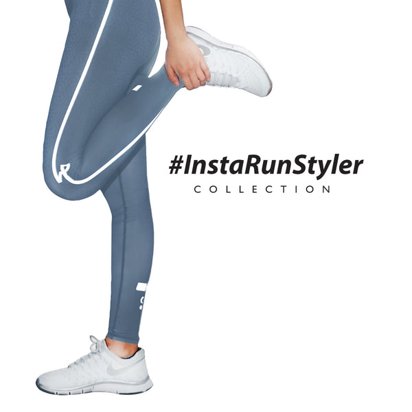 Custom Tights | #InstaRunStyler | Steel - RunStyler - 3
