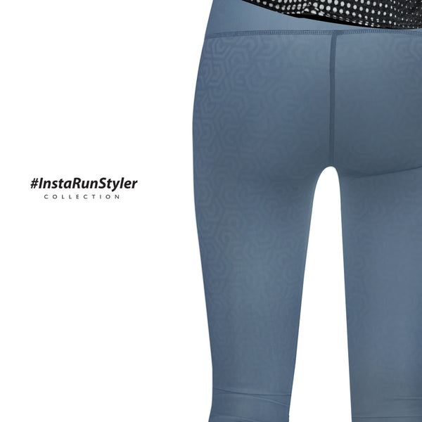 Custom Tights | #InstaRunStyler | Steel - RunStyler - 5