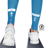 Custom Tights | #InstaRunStyler | Marine Blue - RunStyler - 4