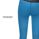 Custom Tights | #InstaRunStyler | Marine Blue - RunStyler - 5