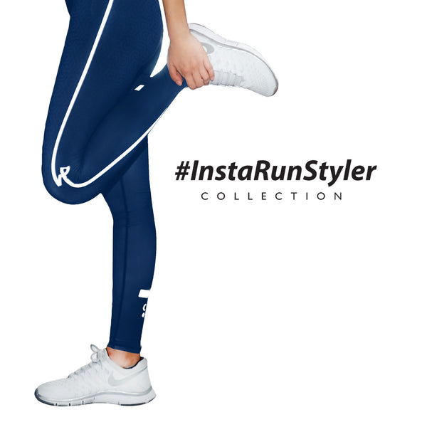 Custom Tights | #InstaRunStyler | Navy - RunStyler - 3