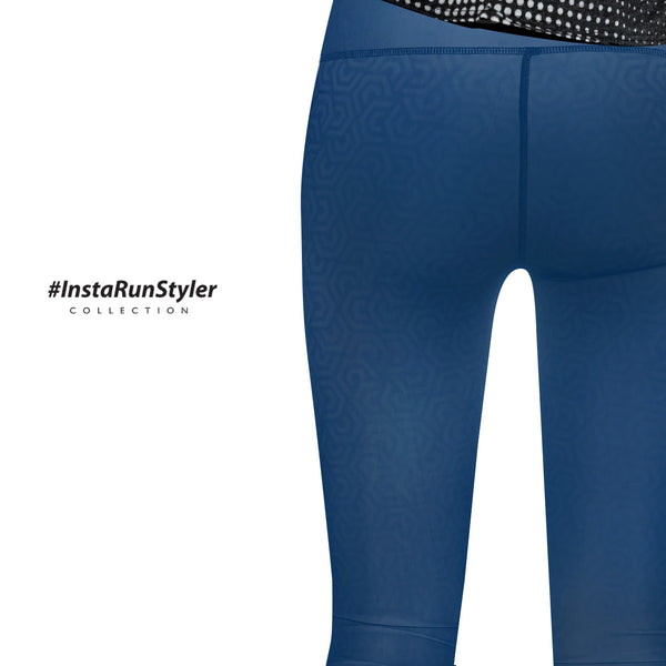 Custom Tights | #InstaRunStyler | Navy - RunStyler - 5
