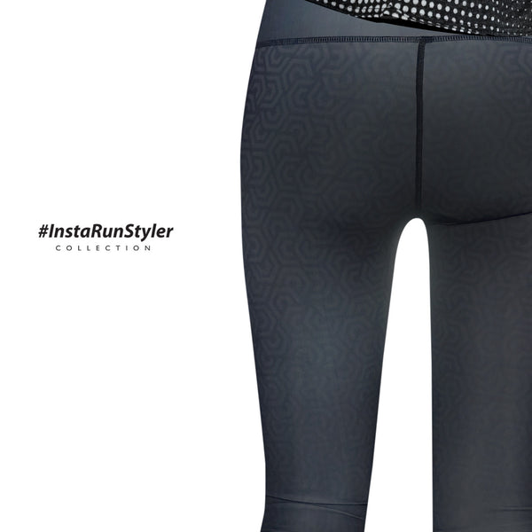 Custom Tights | #InstaRunStyler | Black - RunStyler - 5