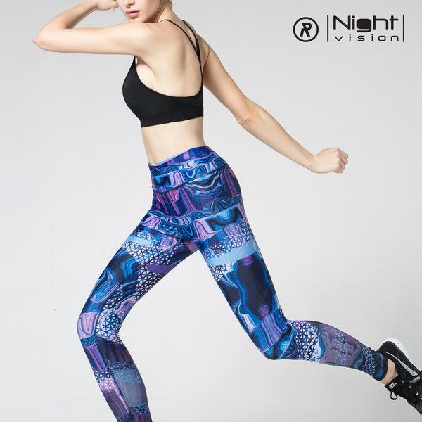 Custom Tights  | RFT | nightvision | black