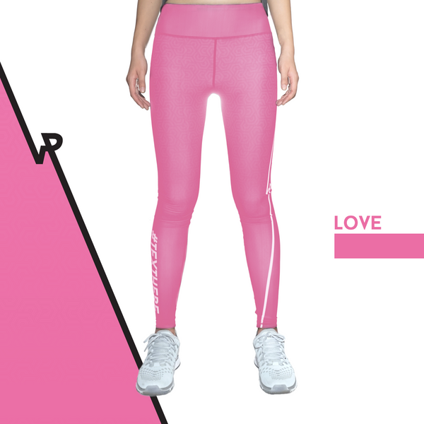 Custom Tights | #InstaRunStyler | Love - RunStyler - 1