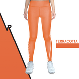 Custom Tights | #InstaRunStyler | Terracotta - RunStyler - 1
