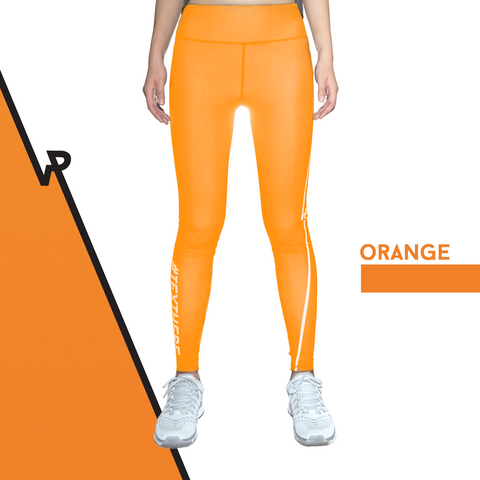 Custom Tights | #InstaRunStyler | Orange - RunStyler - 1