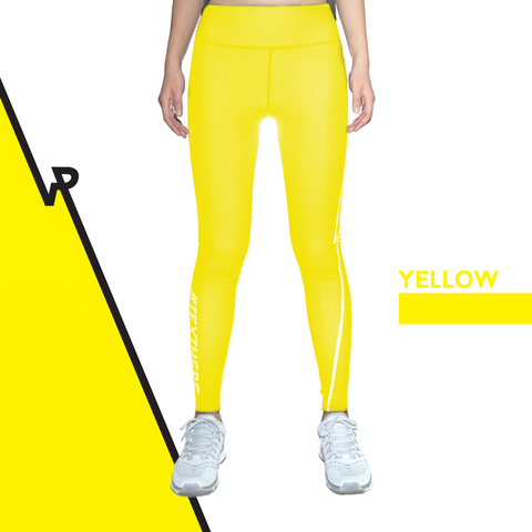 Custom Tights | #InstaRunStyler | Yellow - RunStyler - 1