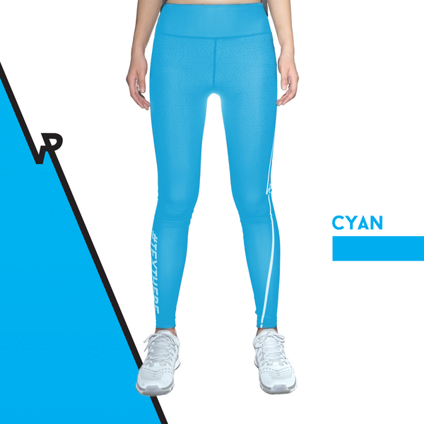 Custom Tights | #InstaRunStyler | Cyan - RunStyler - 1