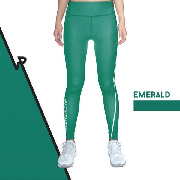 Custom Tights | #InstaRunStyler | Emerald - RunStyler - 1