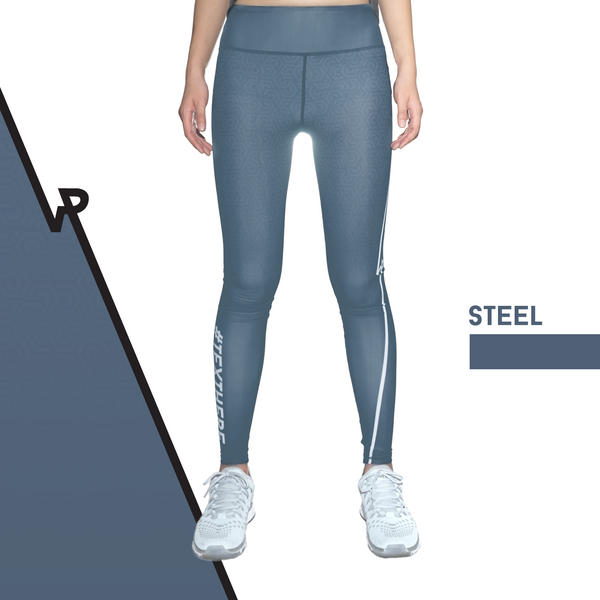 Custom Tights | #InstaRunStyler | Steel - RunStyler - 1