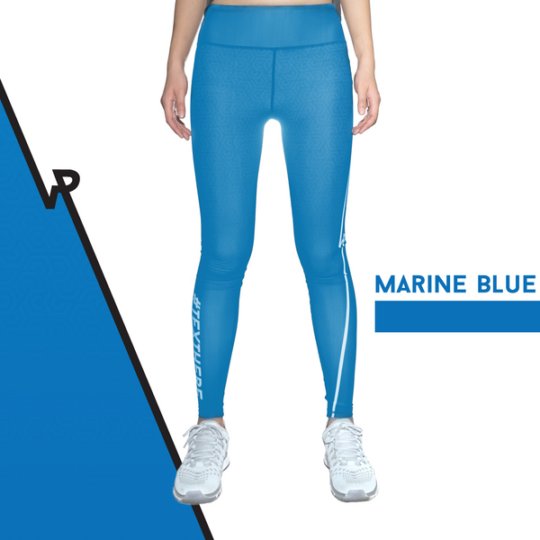 Custom Tights | #InstaRunStyler | Marine Blue - RunStyler - 1