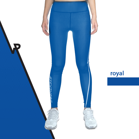 Custom Tights | #InstaRunStyler | Royal - RunStyler - 1