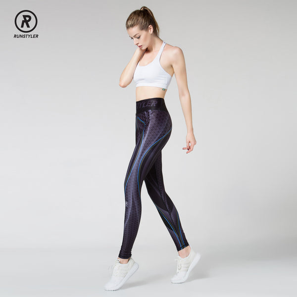 Custom Tights  | RFT | track | black