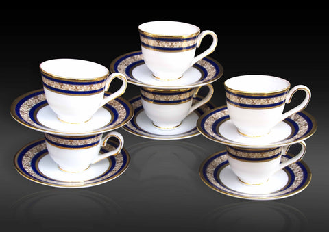 Limoges Coffee Service for six