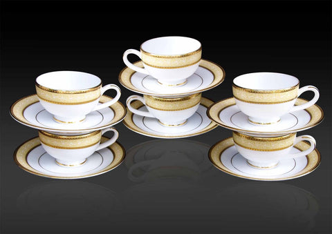 A French Coffee Service for six