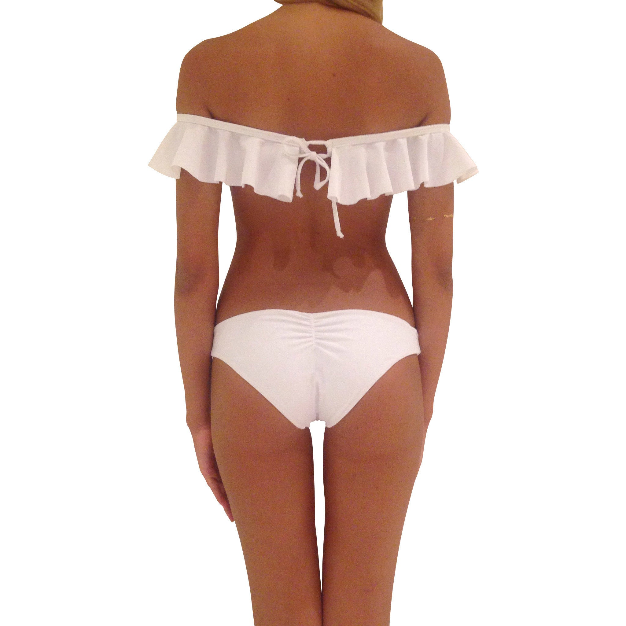 Angel Wings Bikini Snow