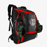 Bont Backpack Black/Red