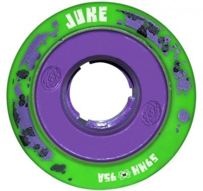 Atom Gamethane Juke Wheels Nylon Core (4 pack)