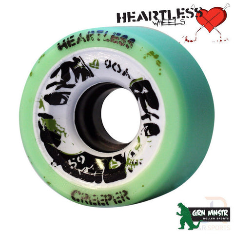 Heartless Wheels (4 pack)