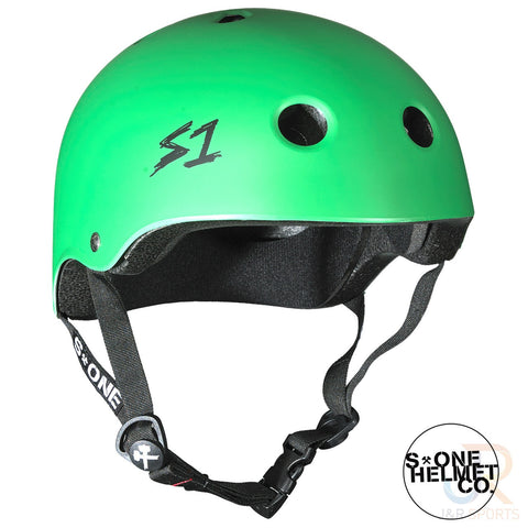 S-One Lifer Helmet Kelly Green