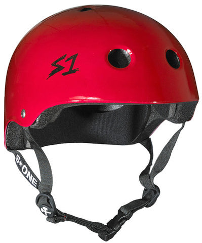 S-One Lifer Helmet Red Gloss