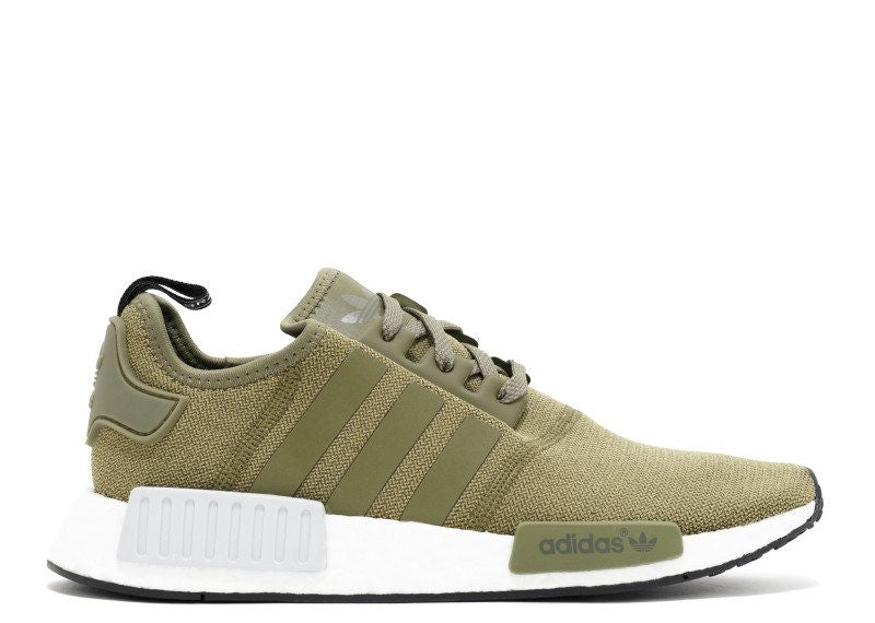 Adidas NMD R1  Olive  — Rohit 15 9044c2e04