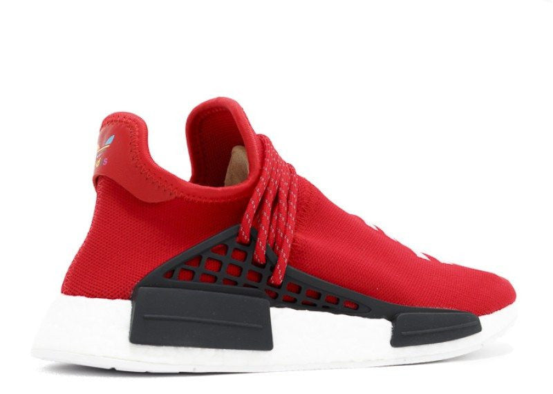 newest 96eb2 2c778 Adidas PW Human Race NMD 'Pharrell' (Red)