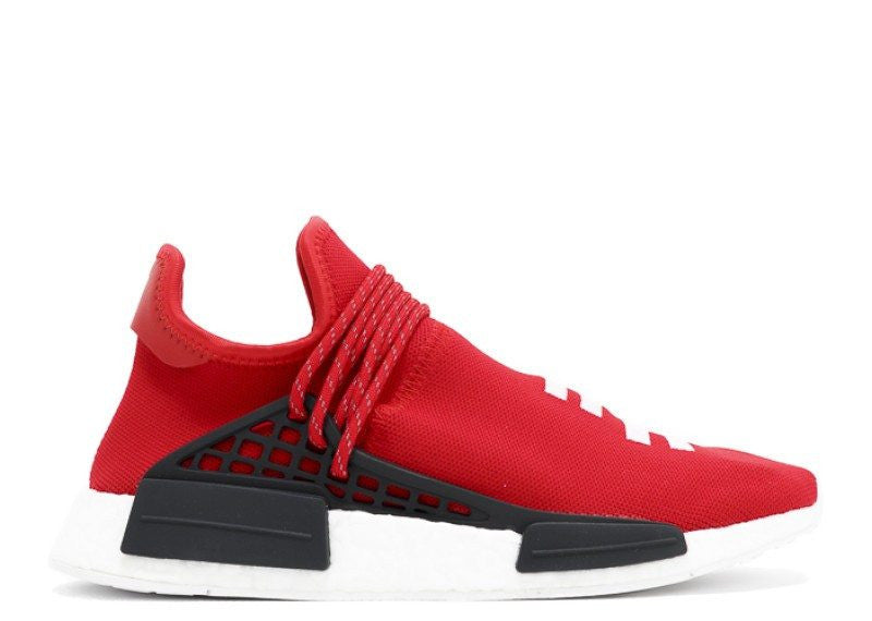 Adidas PW Human Race NMD  Pharrell  (Red) — Rohit 15 f69fb6a97