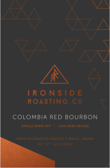 Colombia Red Bourbon <br/> <b>Single Farm Lot</b> <br/> 12 oz. Whole Bean Coffee