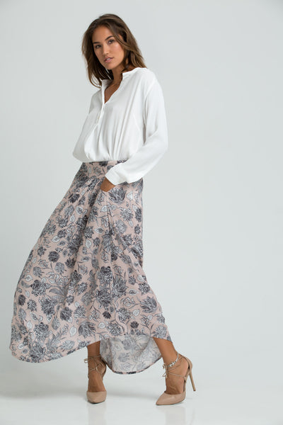 PM1542 Betina Maxi Skirt