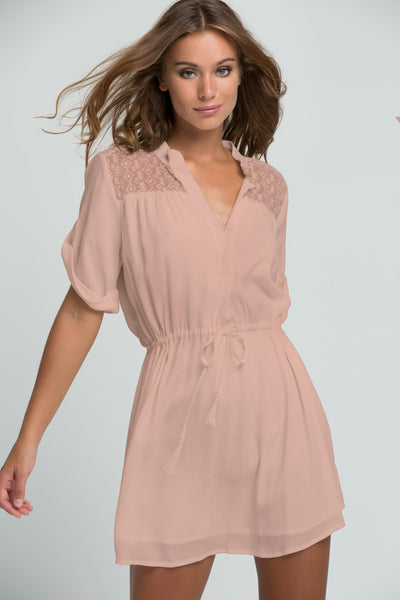PM1547 Sasha Shirt Dress