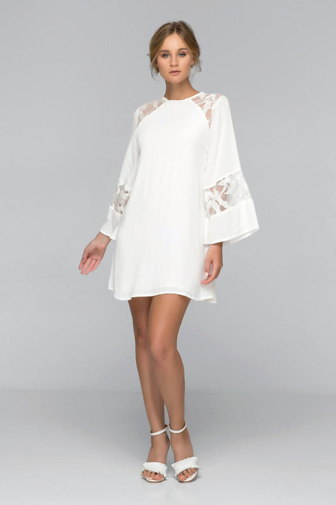 Lacie Bell Sleeve Dress