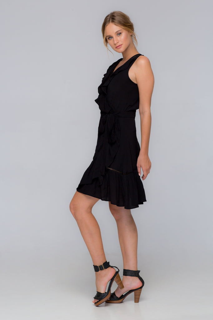 Sharona Wrap Dress