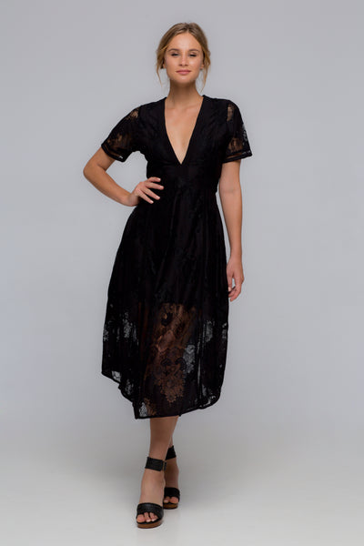 Maggie May Maxi Dress
