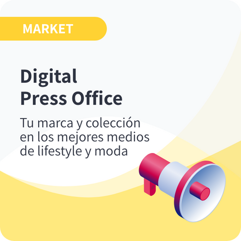 Digital Press Office para Market