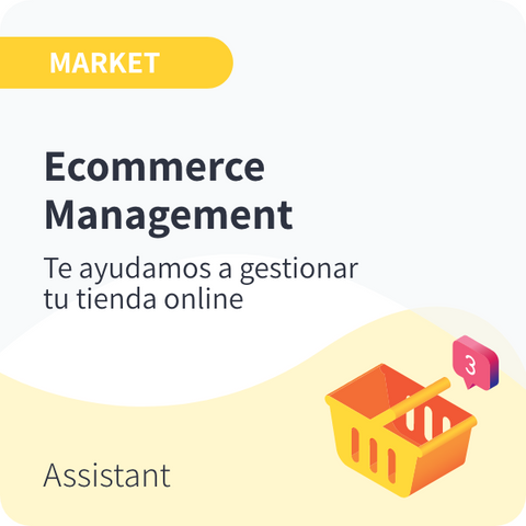 E-Commerce Management para Market