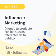 Marketing de Influencers para Market