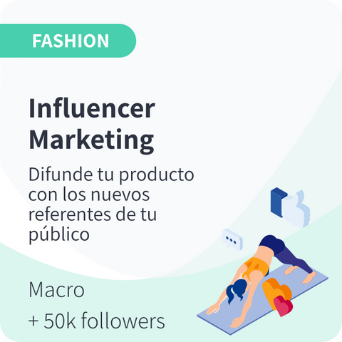 Marketing de Influencers para Moda & Belleza