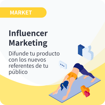 Marketing de Influencers para Consumo