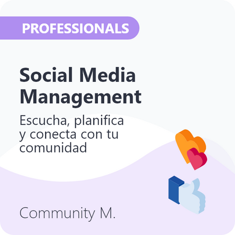 Social Media Management para Professionals